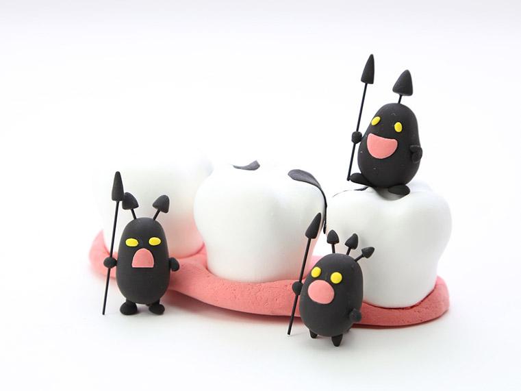 横浜日吉おおとう歯科 虫歯はどうしてできるのか