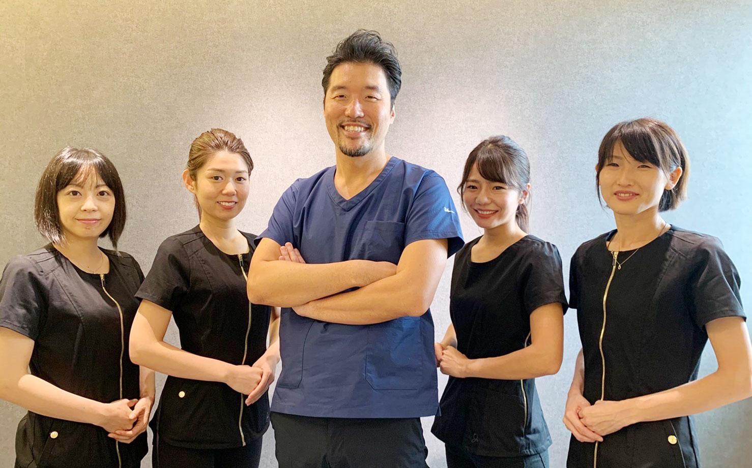 横浜日吉おおとう歯科 スタッフ一同